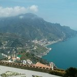 Ravello looking down to Maoiri