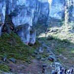 walk 5 - Prachov Rocks