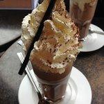 Cioccolato viennese in piazza