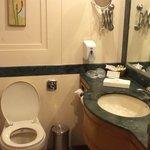 Bathroom - no tub