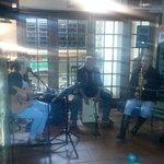 Bilinda and her cru rocking some sweet tunes