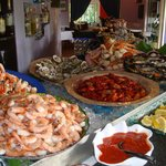 Easter buffet brunch all you can eat seafood extravaganza