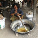 Palm sugar kitchen