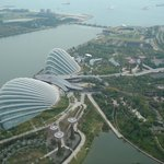 View from the skypark 1