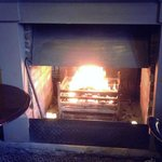 Our roaring fires