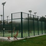 Pistas de tenis/paddle