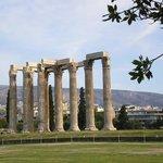 Acropolis grounds