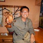 Miyazaki lobster & me