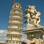 Gem of Pisa Town