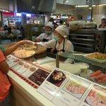 食べ物コーナー