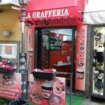 La Grafferia - Ingresso