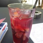 Sangria is perfect :)