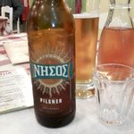 Tinos-produced beer, very good!