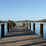 Jetty at Coniston