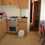 kitchen-3bedroom caravan
