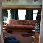 family room-3bedroom caravan