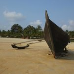 traditional fishing vessel