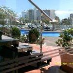 Marina Luz Pool Area