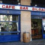 Café bar Bilbao, Casco viejo de  Bilbao