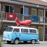 Not the Big Chile itself.. but the Big Chile van!