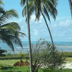 Vista da nossa suite\ suíte  praia
