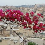 Splendida terrazza sulla Medina
