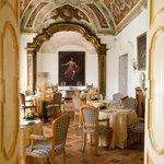 Sala ristorante San Giovanni