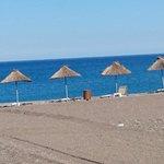 Gepflegter Strand
