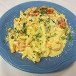 Fresh seafood w/ pasta