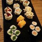 Sushi misto per due :)