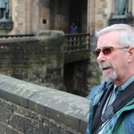 Our guide Bill - a wealth of knowledge, anecdotes and humor!