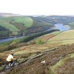 A fine day in the Derwent Valley, Peak District