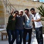 Mehmet and Efes plus us