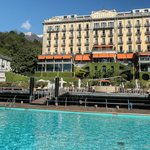 The Grand Hotel Tremezzo from the WoW