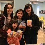 Family day at The Candle Collective