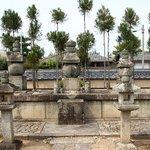 総見寺信長公一族の墓
