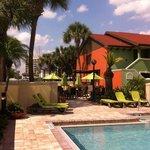 Oaks pool