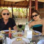 Gerente / Dueño y esposa