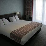 Nice large bed