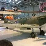 WWII Hanger earliest surviving Spifite
