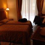 Room 438 twin