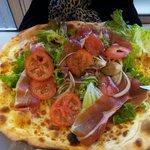 Pizza du soleil.italien