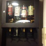 Liquor dispenser!