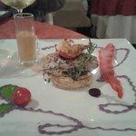 tournedos de veau et homard