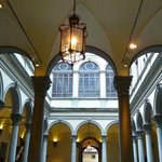 Corte di Palazzo Strozzi