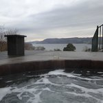 Windermere from the hot tub
