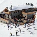 La Cascade Mountain Restaurant at Pissaillas Glacier Le Fornet Val D;Isere