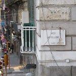 Corner with Via Toledo