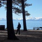 Lake Tahoe In April
