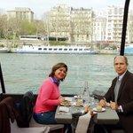 Luch Cruise Bateuax Parisiens